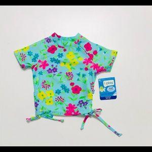 NWT IPlay Rashguard shirt size 6 months